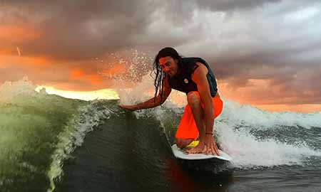 Wake Surfing lessons and Excursions